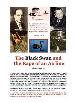 The Black Swan and the Rape of an Airline  by  Julius Grigore Jr.
