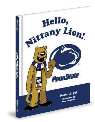 Hello, Nittany Lion!  by  Naren Aryal