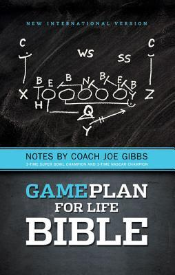 The Game Plan for Life Bible, NIV: Notes Joe Gibbs by Joe Gibbs