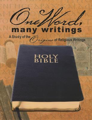 One Word, Many Writings Adam S. Francisco