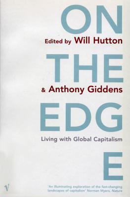 On The Edge  by  Anthony Giddens