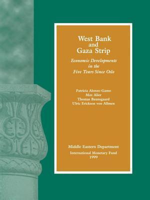 West Bank and Gaza Strip: Economic Developments in the Five Years Since Oslo  by  M Alier