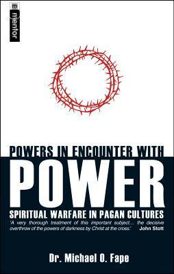 Powers In Encounter With Power M. Olusina Fape