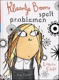 Klaartje Boon Spelt P.R.O.B.L.E.M.E.N  by  Lauren Child