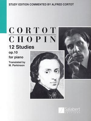 Etudes, Op. 10: Piano Solo  by  Frédéric Chopin