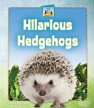 Hilarious Hedgehogs  by  Kelly Doudna