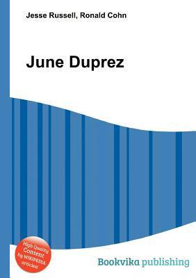 June Duprez Jesse Russell