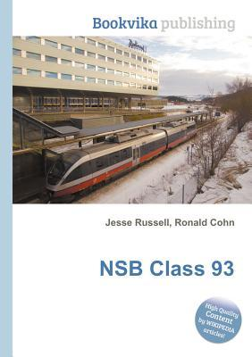 Nsb Class 93  by  Jesse Russell