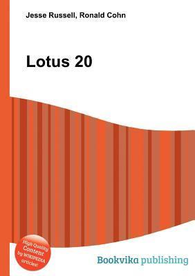 Lotus 20  by  Jesse Russell