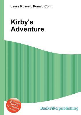 Kirbys Adventure Jesse Russell