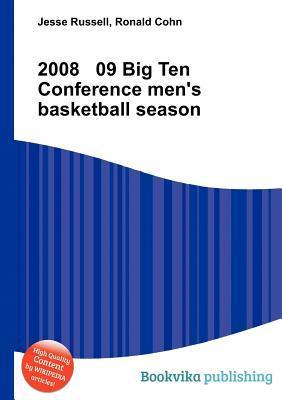 2008 09 Big Ten Conference Mens Basketball Season Jesse Russell