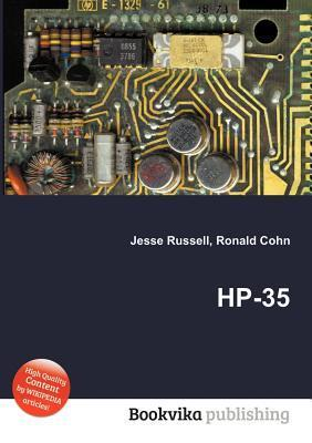 HP-35  by  Jesse Russell