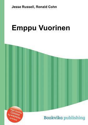 Emppu Vuorinen  by  Jesse Russell