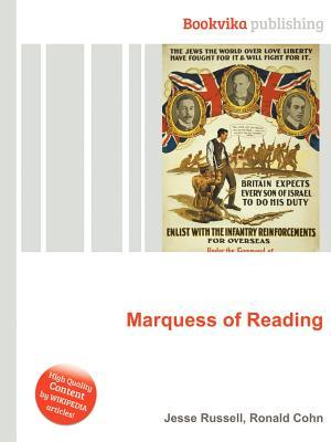 Marquess of Reading Jesse Russell
