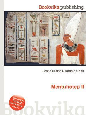Mentuhotep II  by  Jesse Russell