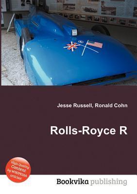 Rolls-Royce R Jesse Russell