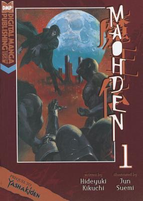 Maohden (Novel)  by  Hideyuki Kikuchi
