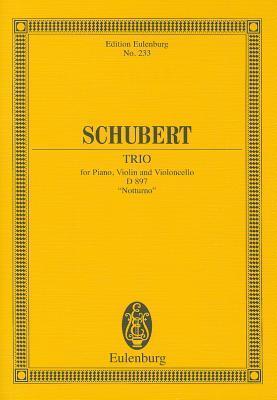 Notturno Op. 148 Franz Schubert