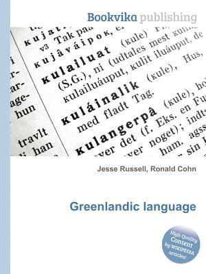 Greenlandic Language Jesse Russell