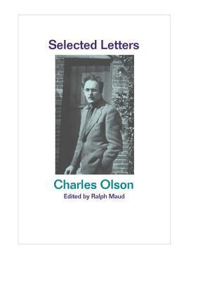 Selected Letters  by  Charles Olson