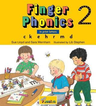 Finger Phonics 2: In Print Letters  by  Sue Lloyd