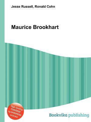 Maurice Brookhart  by  Jesse Russell