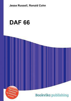 Daf 66  by  Jesse Russell