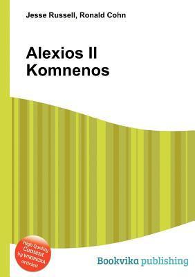 Alexios II Komnenos  by  Jesse Russell