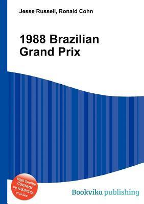 1988 Brazilian Grand Prix  by  Jesse Russell