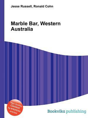 Marble Bar, Western Australia  by  Jesse Russell