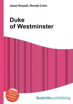 Duke of Westminster Jesse Russell