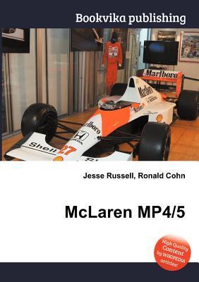 McLaren Mp4/5 Jesse Russell