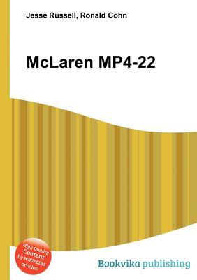 McLaren Mp4-22  by  Jesse Russell