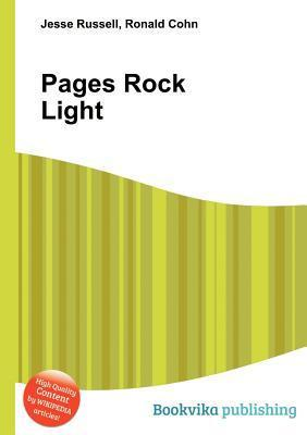 Pages Rock Light  by  Jesse Russell