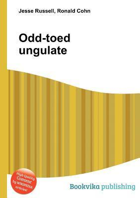 Odd-Toed Ungulate  by  Jesse Russell