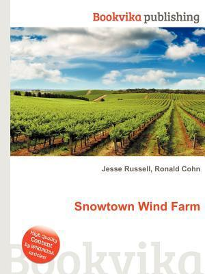 Snowtown Wind Farm Jesse Russell