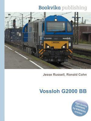 Vossloh G2000 BB Jesse Russell