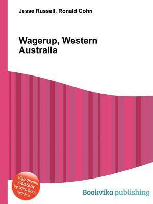 Wagerup, Western Australia  by  Jesse Russell