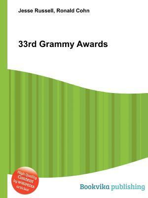 33rd Grammy Awards Jesse Russell