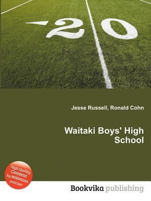 Waitaki Boys High School  by  Jesse Russell