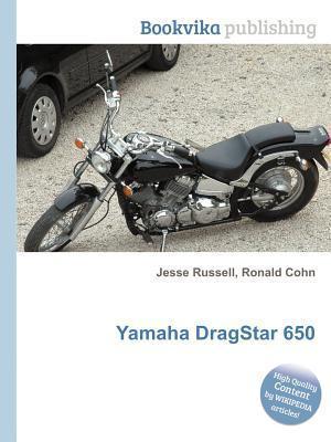 Yamaha Dragstar 650 Jesse Russell