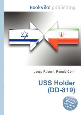 USS Holder (DD-819) Jesse Russell