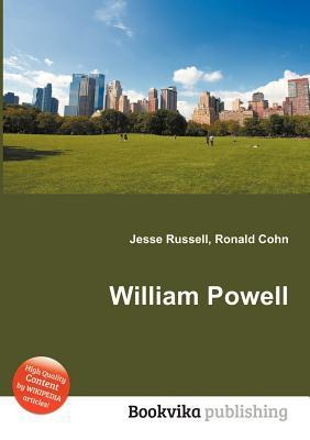 William Powell  by  Jesse Russell