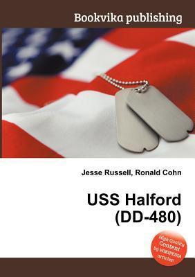 USS Halford (DD-480)  by  Jesse Russell