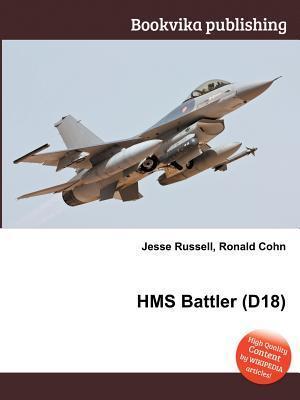 HMS Battler (D18)  by  Jesse Russell