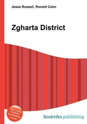 Zgharta District  by  Jesse Russell