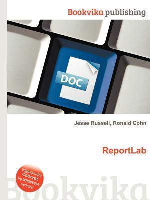 Reportlab  by  Jesse Russell