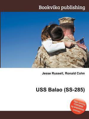USS Balao (SS-285) Jesse Russell