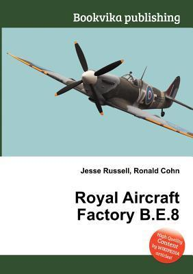 Royal Aircraft Factory B.E.8  by  Jesse Russell