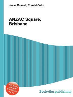 Anzac Square, Brisbane  by  Jesse Russell